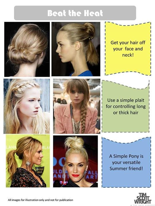 Summer Up-Do's Page 2