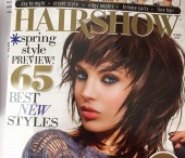 Coverage in American Hairshow Magazine.