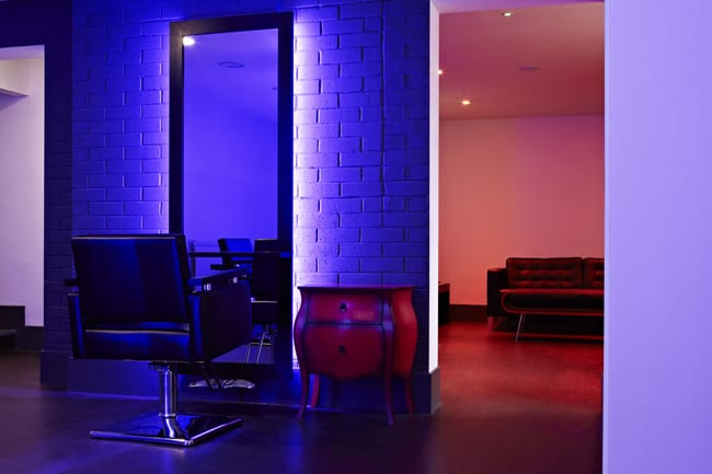 Tim Scott-Wright | Salon Interior 06