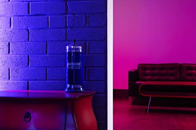 Tim Scott-Wright | Salon Interior 07