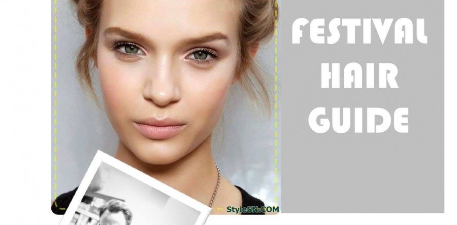 Festival Hair Guide